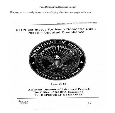 Nano Domestic Quell Program Dossier