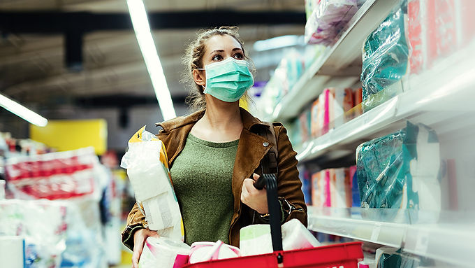 BOMBSHELL: Disposable blue face masks contain toxic, asbestos-like substance that destroys lungs