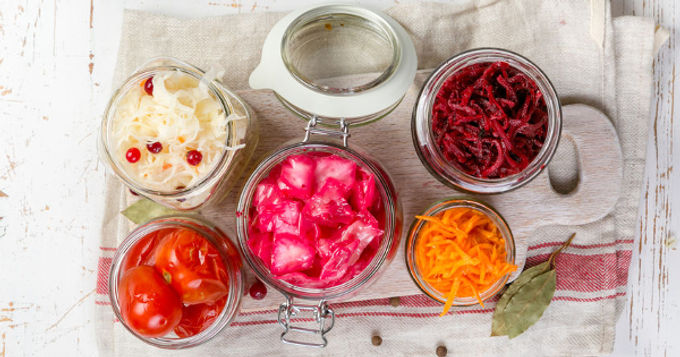 Top Five Traditional, Fermented Anti-Aging Foods