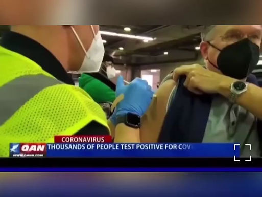 Thousands of people test positive for COVID after receiving experimental vaccines, dozens more die