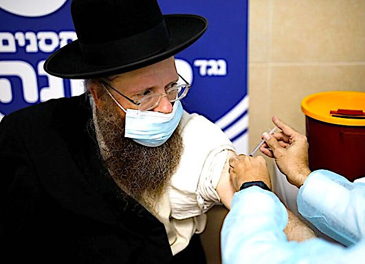 More Evidence Israelis Are Using Placebo COVID Vaccines — And Have Changed PCR Test To Prove Vaccine