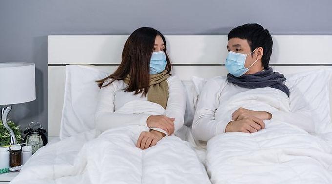 Masks Cause Damage: Study Reveals Mask-Hypoxia-Blood Clot Connection