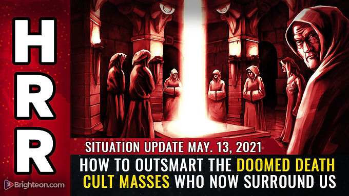 How to outsmart the doomed DEATH CULT masses who now surround us