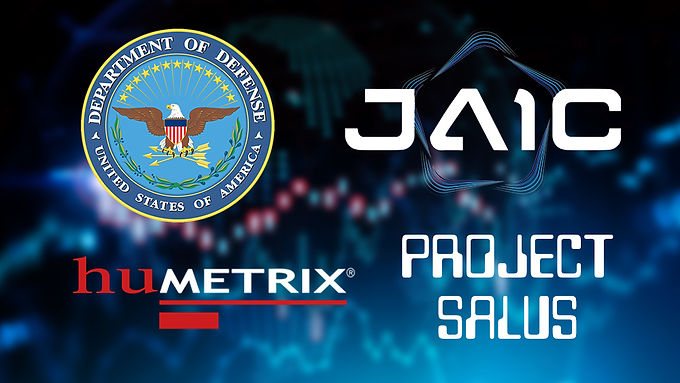 """AI-powered DoD data analysis program named """"Project Salus"""" SHATTERS official vaccine narrative, show"""