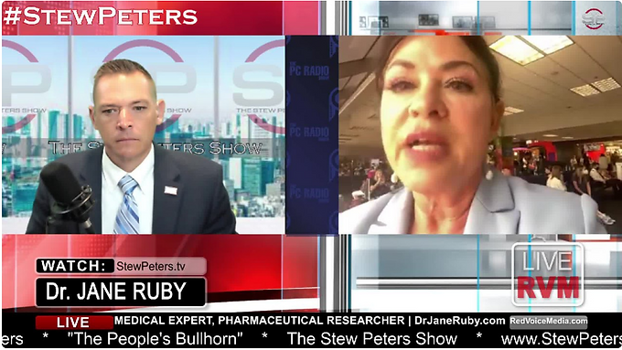 EXPOSED! Dr. Jane Ruby Connects 'Magnetofection' Tech Company to PCR Test Manufacturer!