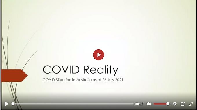 COVID IN AUSTRALIA