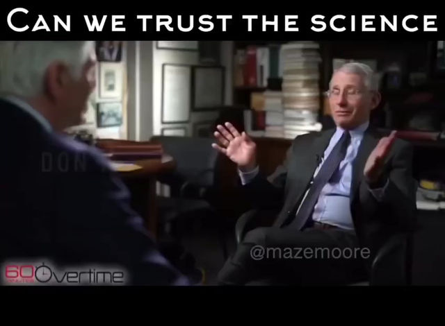 Can We Trust The Science?