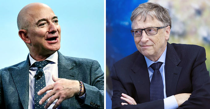 Critics Must Be Silenced for Billionaires to Keep Profiting From Pandemic