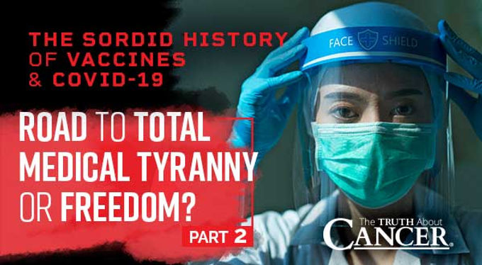 The Sordid History of Vaccines & COVID-19