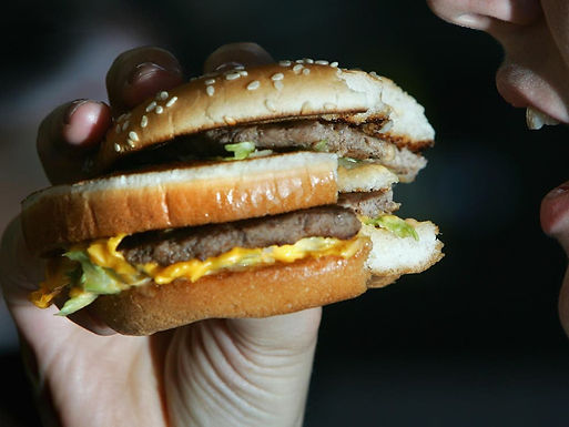 Burgers contain rat and human DNA, study finds
