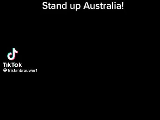 Stand Up Australia!