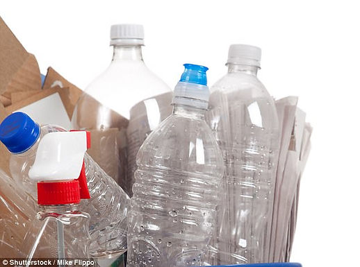 Almost 90 per cent of teenagers have gender-bending chemicals from plastic in their bodies.