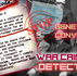 Mask & Vaccine Laws Are Officially Recognized War-Crime Violations