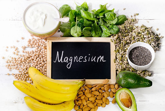The Essential Role of Magnesium, Signs of Deficiency, & Top Magnesium-Rich Foods