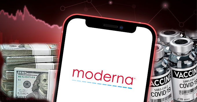 5th Exec Joins Moderna Billionaire Club as Stock Price Soars — Despite Growing Number of Injury Repo