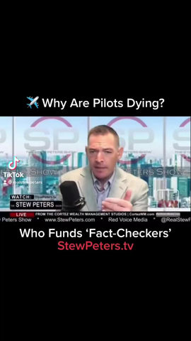 Why Are Pilots Dying?