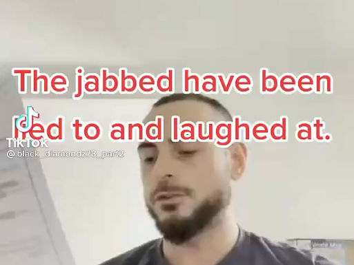 The jabbed have been lied to and laughed at