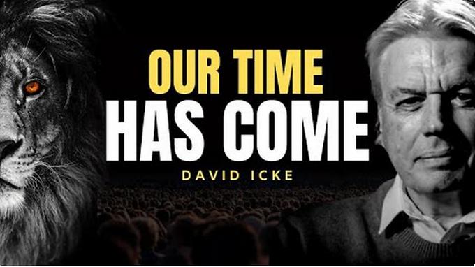THE WHOLE WORLD WILL HEAR US   DAVID ICKE