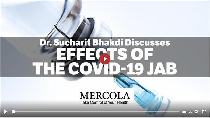 Microbiologist Explains COVID Jab Effects