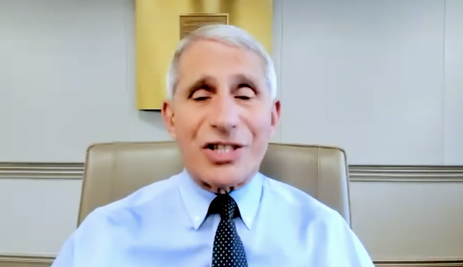 Bombshell: Fauci States COVID Test Has Fatal Flaw