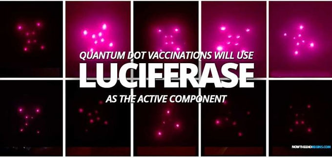An Enzyme Called LUCIFERASE Is What Makes Bill Gates Implantable Vaccine Work