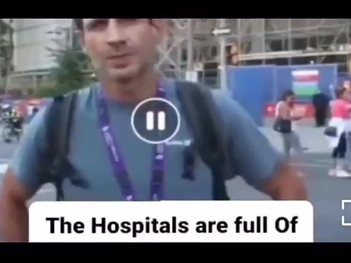 The Hospitals are full of