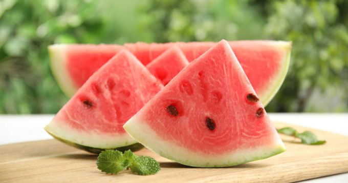 Four Top Reasons to Love Watermelon