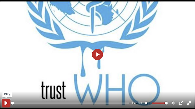 WHO Exposed: Dark, Corrupt and Anti-Public Health