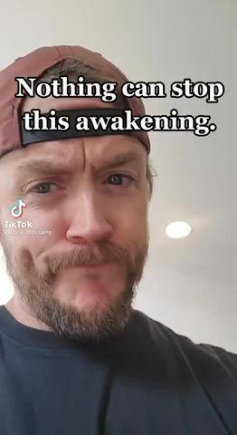 Nothing can stop this awakening