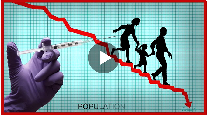 Special Saturday Broadcast: Governments Admit COVID-19 a Cover for Depopulation Program