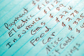 Budgeting Rule #1 – ALWAYS Start With Your Outgoings (And NOT your Incomings)