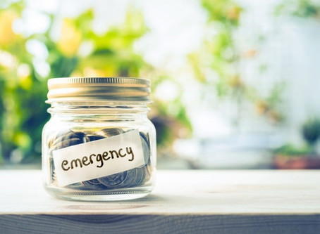 Emergency Fund – Top 5 Tips to building yours