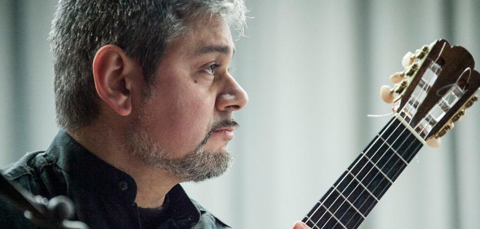 Kiev, Recording with Ukho Ensemble
