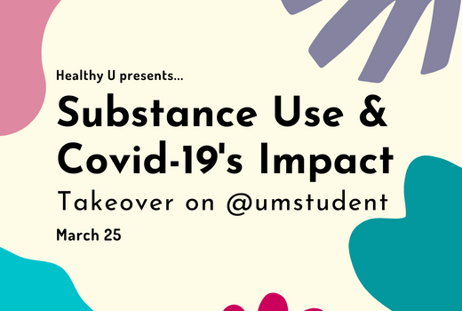 Substance Use and Covid-19's Impact Takeover