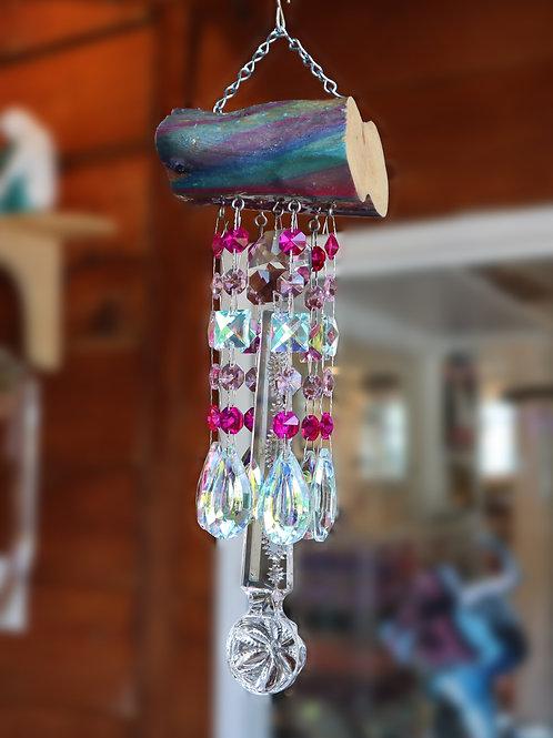 Rainbow Tree 7 Mermaid Scales