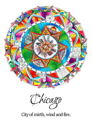 Chicago - Poster