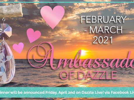 February-March Ambassador of Dazzle
