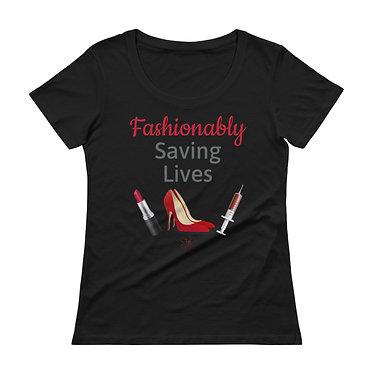 Fashionably Saving Lives