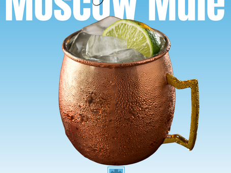 Sugarless Moscow Mule
