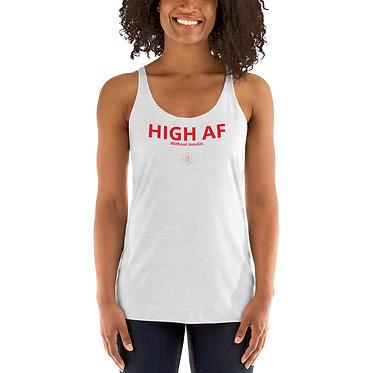 High AF Women's Tank
