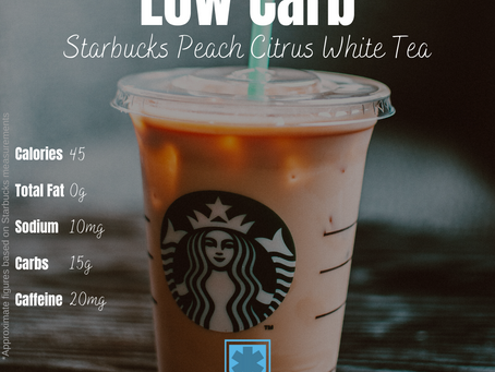 Low Carb Starbucks Drink