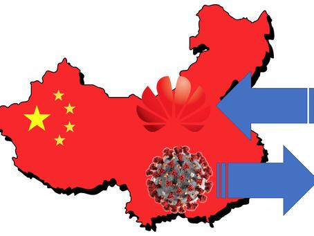 Huawei debacle and Coronavirus revenge