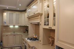 Кухня из дерева на заказ 02