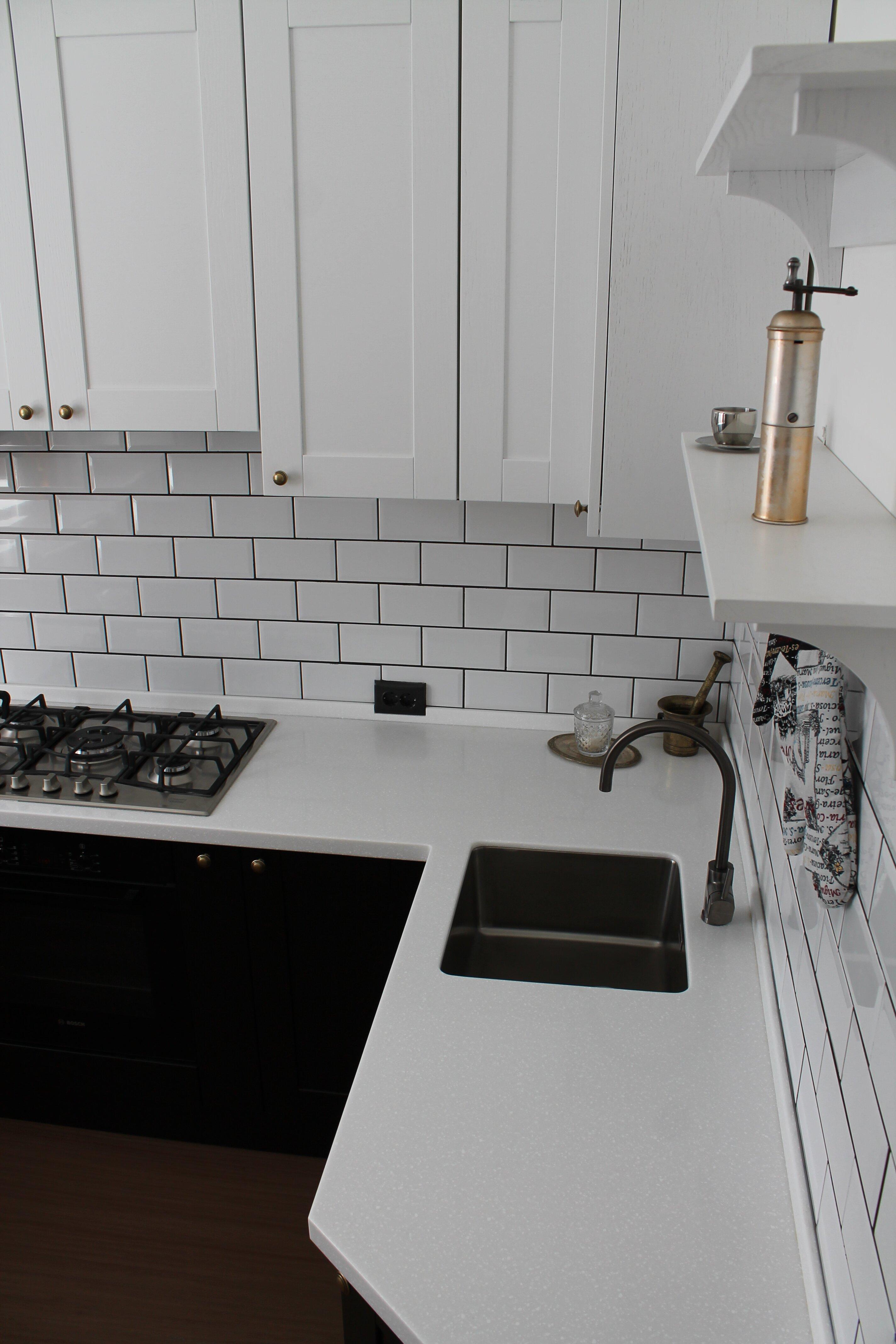 как мы делаем кухни