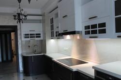 кухня из массива в стиле лофт
