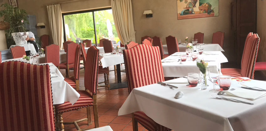 Salle restaurant partie basse