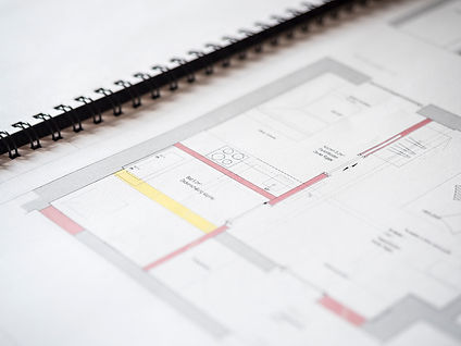 Bau- und Möbeltischlerei Wieser, Planung