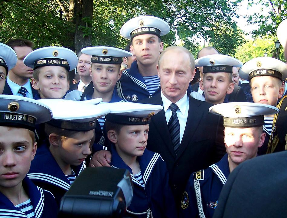 Кронштадтский морской кадетский военный