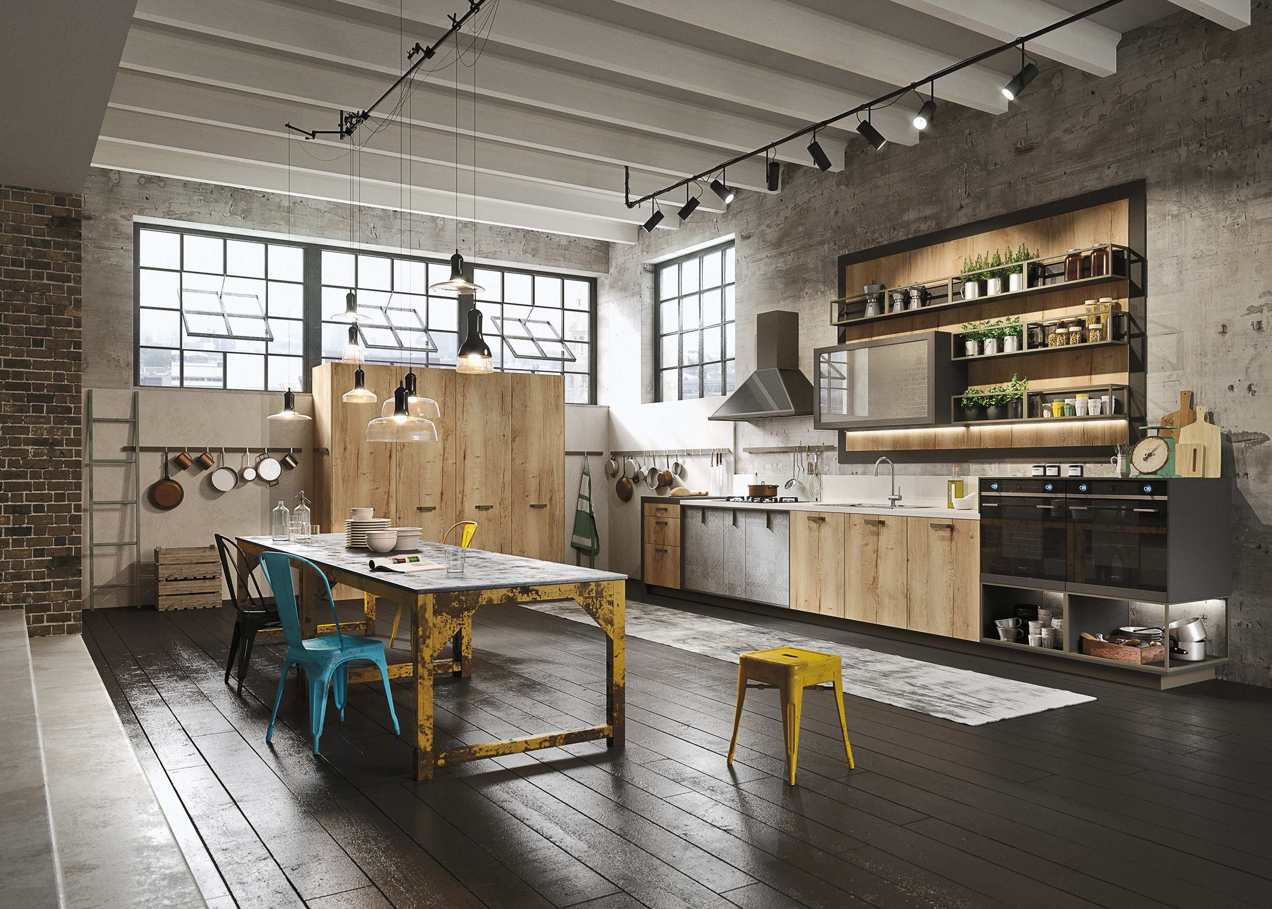 industrial design furniture - HD1200×857