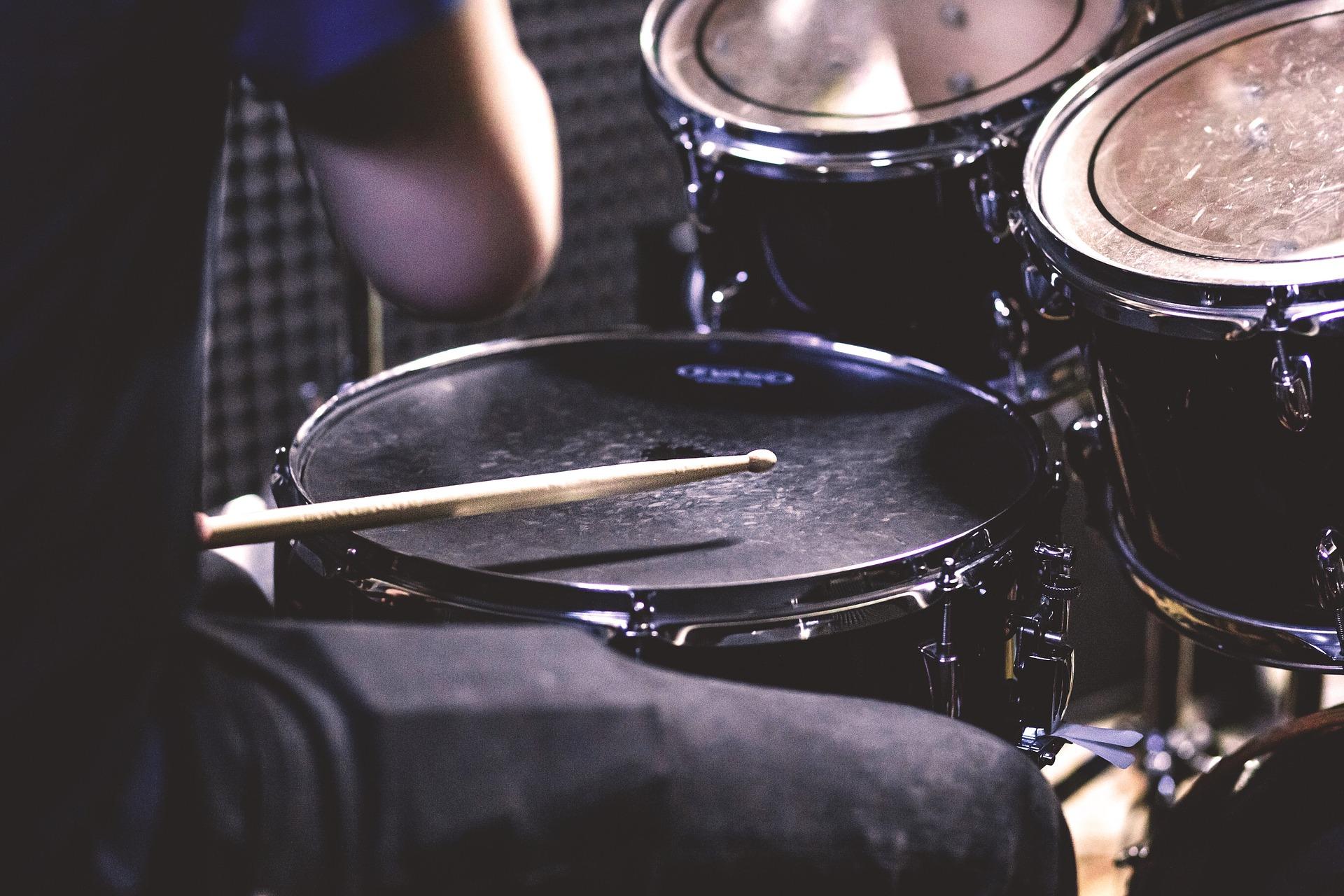 učenje bobnov